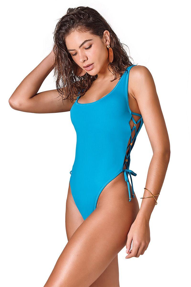 Body Heidi Azul Grego