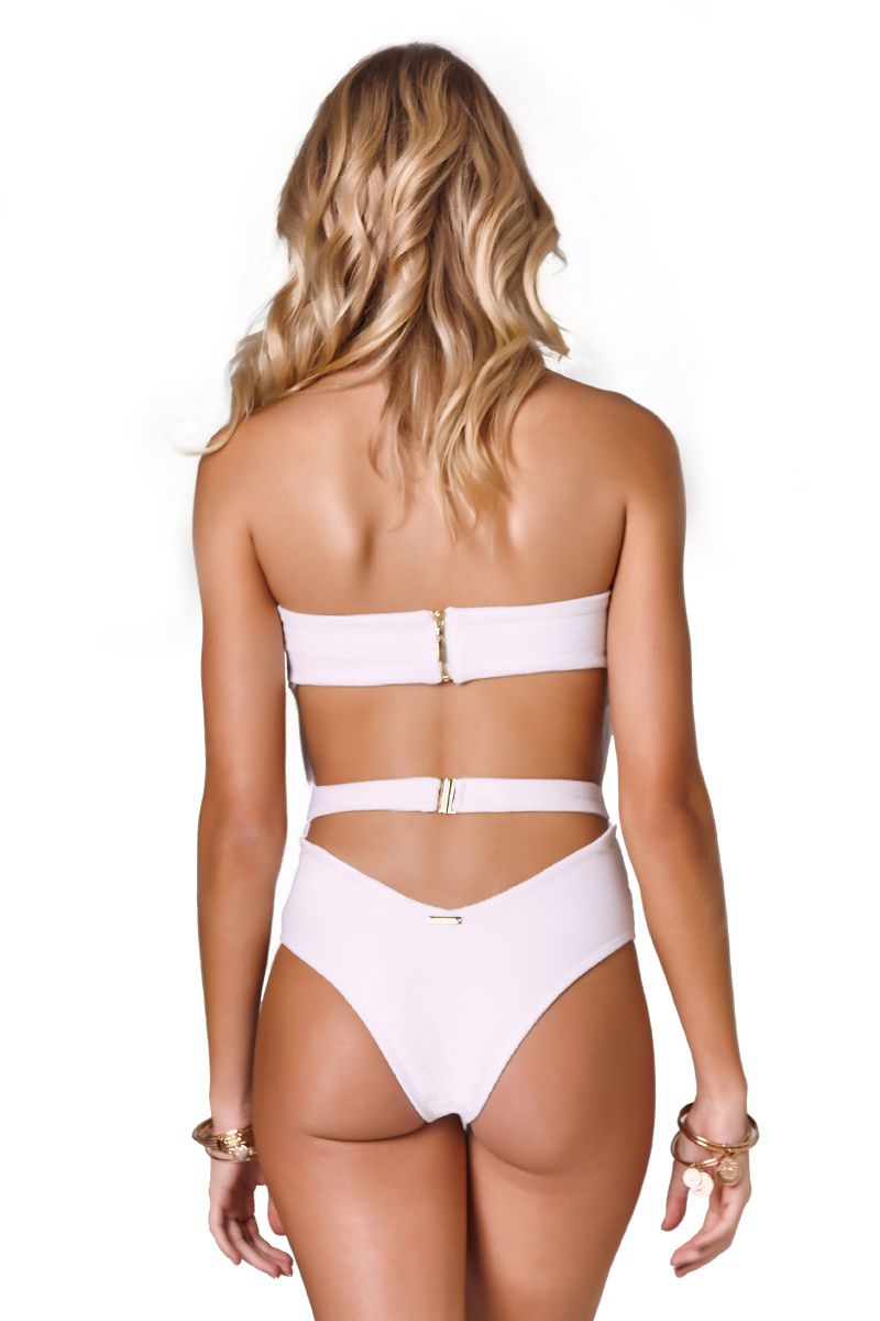 Body Kelly Textura Branco
