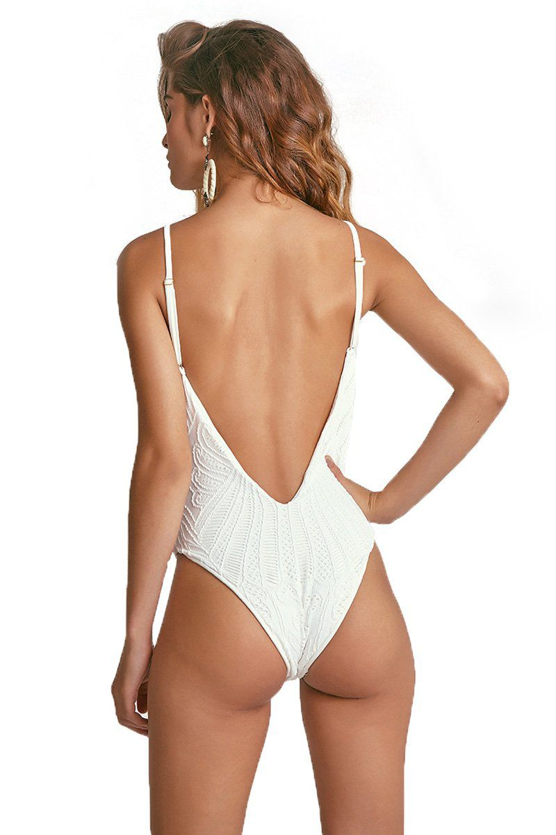 Body Meghan Textura Off White