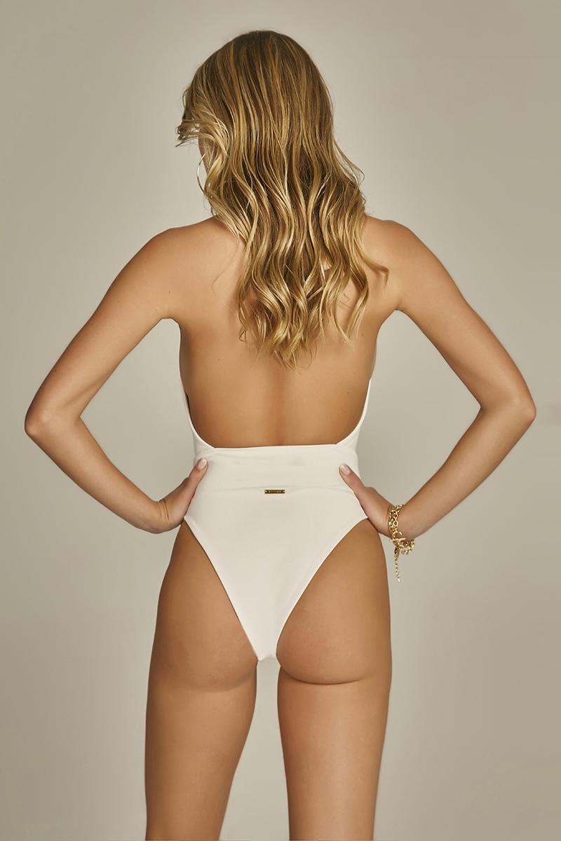 Body Sasha Texture Flat Off White