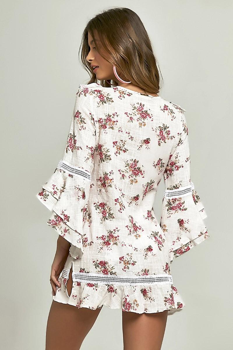 Vestido Isabel Estampa Floral