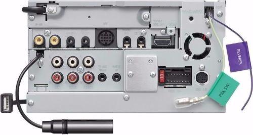 Central Multimídia Kenwood Ddx-7015-bt Espelhamento Celular