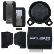 Alarme Automotivo Olimpus Easy Platinum S Universal Controle Presença Sirene Dedicada Sensor Ultrassom Bloqueador