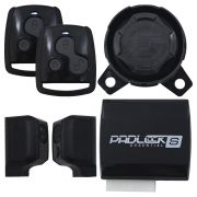 Alarme Automotivo Olimpus Easy S Universal Controle Remoto Sirene Dedicada Sensor Ultrassom Bloqueador Veicular