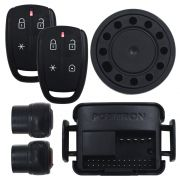 Alarme Automotivo Positron Cyber FX-360 Universal Bloqueador Controle Remoto Sirene Dedicada Sensor Ultrassom