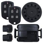 Alarme Automotivo Positron Exact EX-360 Universal Bloqueador Controle Remoto Sirene Dedicada Sensor Ultrassom