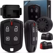 Alarme Automotivo Positron Carro Cyber FX-330 bloqueador