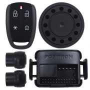 Alarme Automotivo Positron Keyless KL-360 Controle Presença  Bloqueador Sirene Dedicada Comando Controle Original