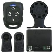 Alarme Automotivo Taramps TW20 One G4 Tarsafe Universal Controle Remoto Sirene Dedicada Sensor Ultrassom Bloqueador