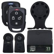 Alarme Automotivo Taramps TW20-P G3 Universal Controle Presença Controle Remoto Sirene Dedicada Sensor Ultrassom