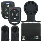 Alarme Automotivo Taramps TW20-P G4 Tarsafe Universal Controle Presença Controle Remoto Sirene Dedicada Sensor Ultrassom