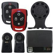 Alarme Automotivo Taramps TW-20 G4 Tarsafe Universal Controle Presença Controle Remoto Sirene Wireless Sensor Ultrassom