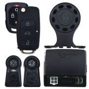 Alarme Automotivo Taramps TW-20CH Universal Controle Presença Chave Canivete Sirene Dedicada Sensor Ultrassom