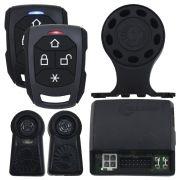 Alarme Automotivo Taramps TW-20P G3 Universal Controle Presença Controle Remoto Sirene Dedicada Sensor Ultrassom