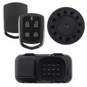 Alarme Moto Positron Duoblock PX 350 G8 Universal Controle Presença Sirene Dedicada Sensor Movimento Botão Secreto