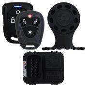 Alarme Moto Taramps Freedom TMA-200 Universal Controle Presença Controle Remoto Sirene Dedicada Sensor Inclinação