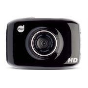 Camera Filmadora Dazz Dz-52130  Segurança Veicular Full Hd Preta