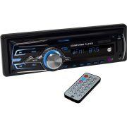 Cd Player Automotivo Dazz Dz-65895BT Bluetooth Usb Fm Som