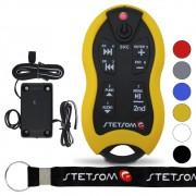 Controle Longa Distância Stetsom SX-2 500 Metros 16 Funções Alcance Control Remoto Aprender