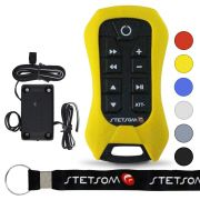 Controle Longa Distância Stetsom SX-2 Light 200 Metros 8 Funções Alcance Control Remoto