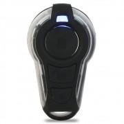 Controle Remoto Presença Alarme Stetsom CX-1P Evolution 3 Botões Led Azul Evx Top I-Move Elt Plus Elt Top Triplo I