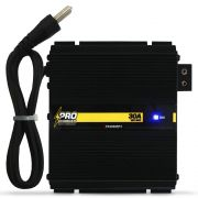 Fonte Automotiva Taramps 30-a Pro Charger Bivolt Digital 12v Cooler Carregador Bateria