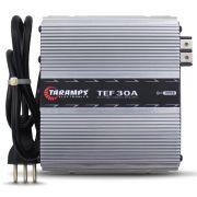 Fonte Automotiva Taramps TEF30-a Bivolt Digital 12v Cooler Carregador