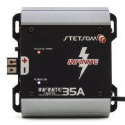 Fonte Automotiva Stetsom 35a Infinite 35 amperes