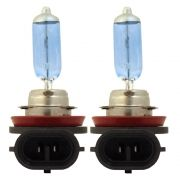 Lampada Super Branca h8 4200k Alper 12v 35w Crystal Blue