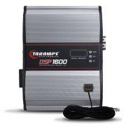 Modulo Amplificador Taramps 1600 Rms DSP-1600 Mono Digital 1 Canal 1 Ohm 2 Ohms e 4 Ohms  Classe D Crossover