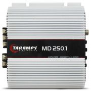 Modulo Amplificador Taramps 250 Rms MD-250.1 Mono Digital 1 Canal 2 Ohms 4 Ohms Classe D Crossover Full Range
