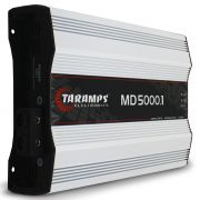Modulo Amplificador Taramps 5000 Rms MD-5000.1 Mono Digital 1 Canal 1 Ohm 2 Ohms Classe D Bass Boost Full Range