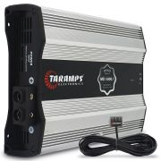 Modulo Amplificador Taramps 5000 Rms MD-5000.1 PREMIER Mono Digital 1 Canal 1 Ohm Classe D Bass Boost Full Range