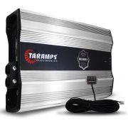 Modulo Amplificador Taramps 8000 Rms MD-8000.1 PREMIER Mono Digital 1 Canal 1 Ohm 2 Ohms Classe D Bass Boost