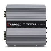 Modulo Amplificador Taramps 800 Rms T-800.1 Mono Digital 1 Canal 2 Ohms 4 Ohms Classe D Bass Boost Crossover