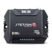 Modulo Stetsom 280 Rms IR-280.1 Mono Digital 1 Canal