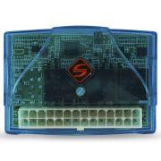 Modulo Subida Vidro Elétrico 4 Portas Universal Soft AW-43 Antiesmagamento Descida