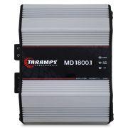 Módulo Taramps 1800 Rms MD-1800.1 Mono Digital 1 Canal