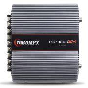 Modulo Taramps 400 Rms TS-400X4 Stereo Digital 4 Canais