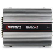 Modulo Taramps 800 Rms DS-800X4 Stereo Digital 4 Canais