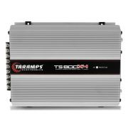 Módulo Taramps 800 Rms Ts-800x4 Stereo 4 Canais 1 e 2 Ohm