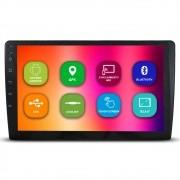 Mp10 Player Automotivo PAD 9 Polegadas Voolt CM9116 Android GPS Espelhamento Wifi Bluetooth Usb Aux Comando Som Volante