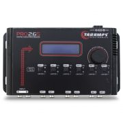 Processador Audio Automotivo Taramps PRO-2.6S 6 Canais Digital Crossover Equalizador Delay Phase Limiter