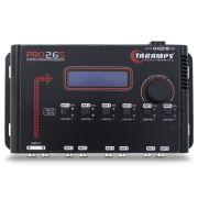 Processador Audio Automotivo Taramps PRO-2.6S 6 Canais Digital Crossover Equalizador Delay Phase Limiter