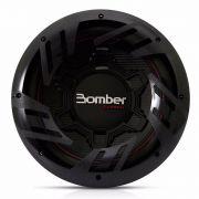 Subwoofer 12 Polegadas Bomber 500 Rms Carbon 1000w Pico