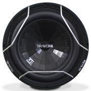 Subwoofer 12 Polegadas Bravox 800w Rms E2K-12 Endurance 2+2 Ohms 4+4 Ohms Bobina Dupla 1600w Pico Peça