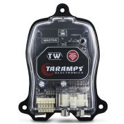 Transmissor Receptor Sinal Wireless Audio Taramps TW Master Slave Som Original Automotivo