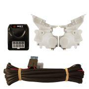 Trava Elétrica Saveiro G5 G6 G7 Novo Fox 2010 2011 2012 2013 2014 2015 2016 2017 2 Portas Mono Soft Original