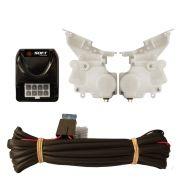 Trava Elétrica Soft Saveiro G5 novo Fox 2 portas mono