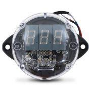 Voltimetro Taramps Digital VTR-1000 Mede Tensão 5v a 30v